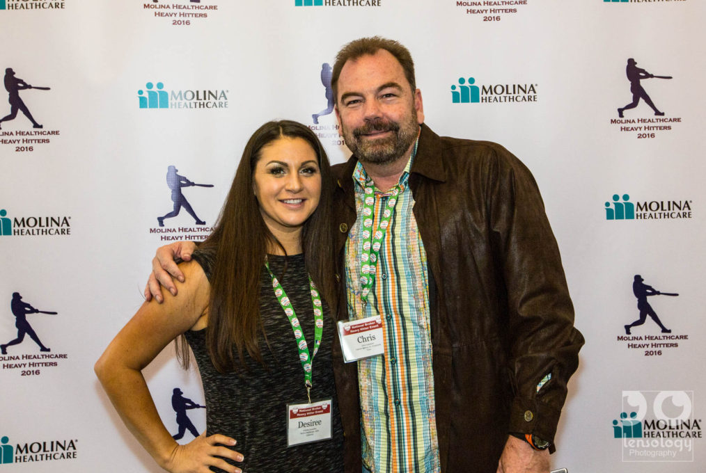 Long Beach Corporate Step And Repeat Photography