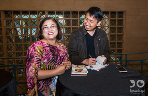 event photography bo sanchez book signing