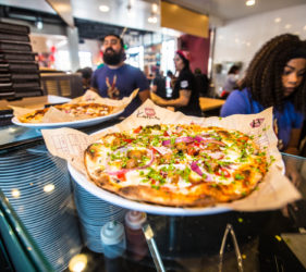Mod Pizza Grand Opening Event Photography