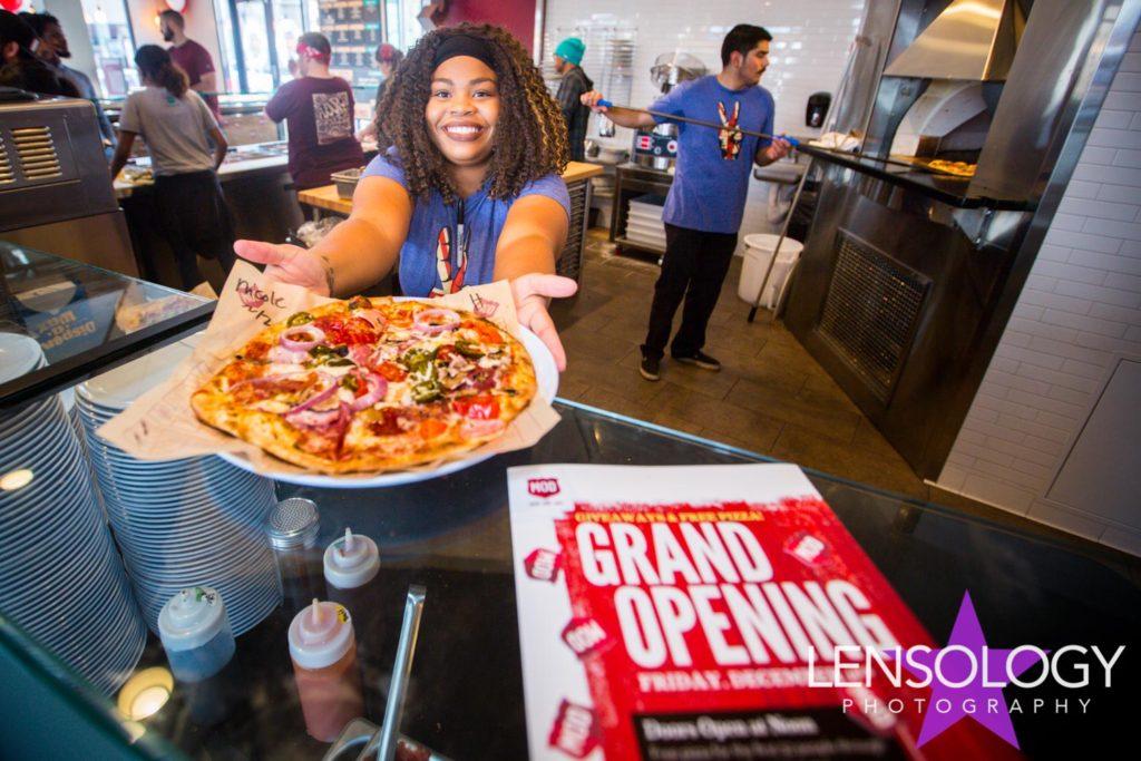 Photographer For Restaurant Opening