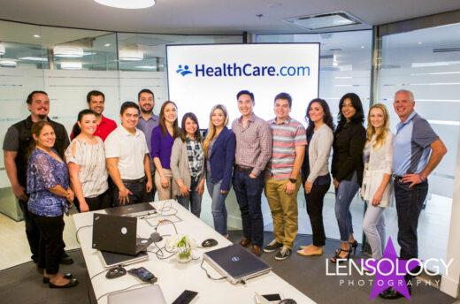 Helthcare.com promo Shoot